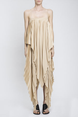 Cedar Pleat Dress