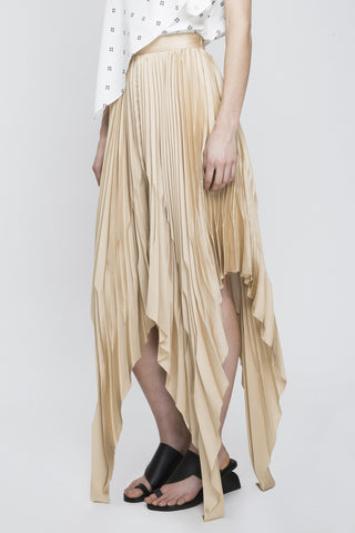 Cedar Pleat Skirt