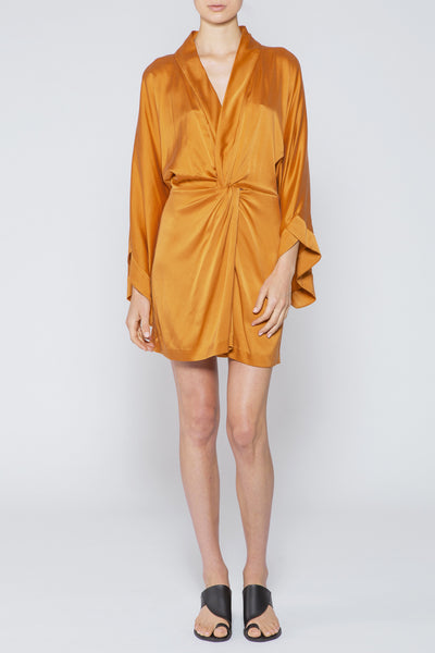 Eden Silk Dress