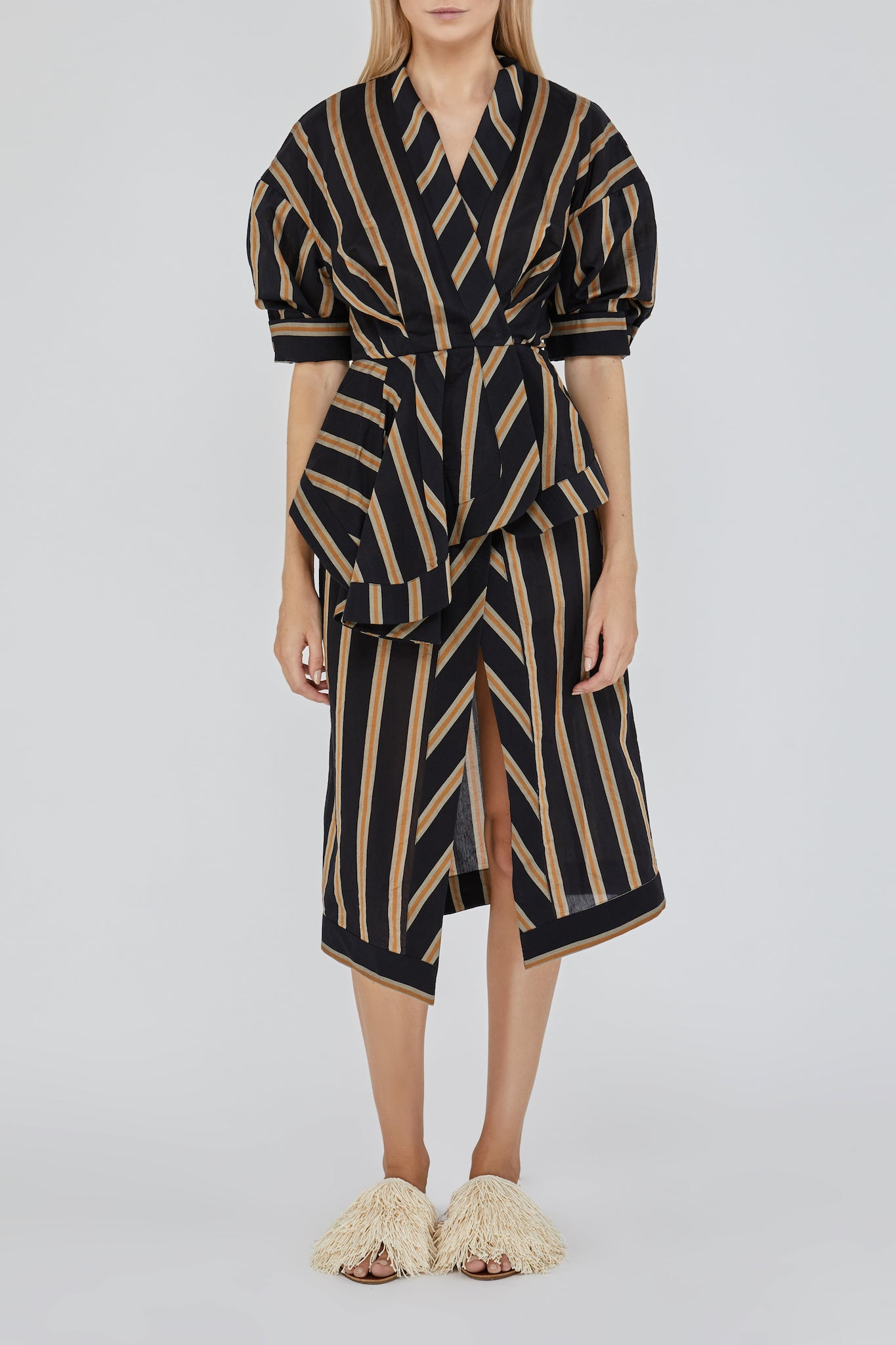 Houston Wrap Dress