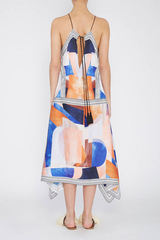 Jenson Scarf Dress