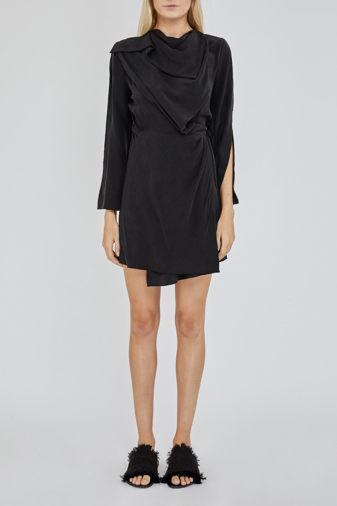 Reid Wrap Dress