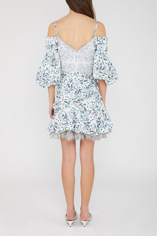 ASHTON WRAP DRESS