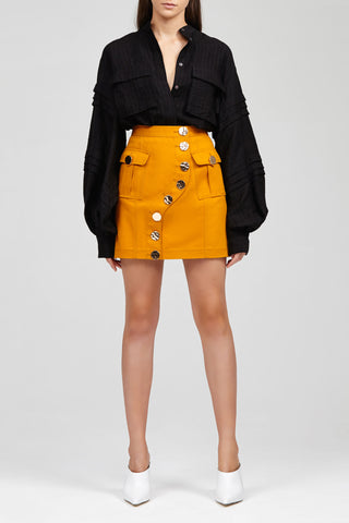 ETCHELLS DENIM SKIRT