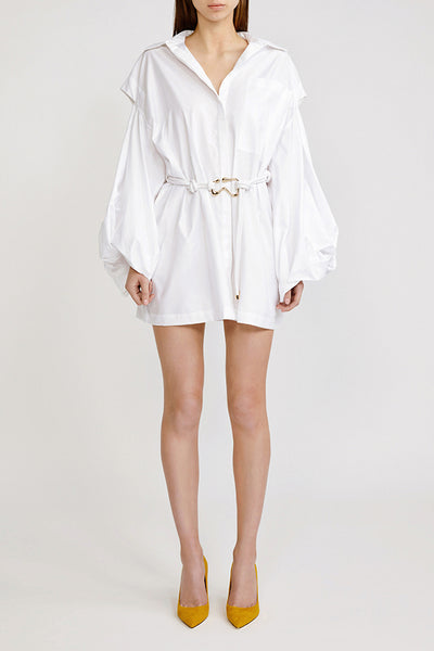 JENGA SHIRT DRESS