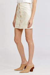 AINSLEY DENIM SKIRT