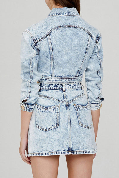 HILLER DENIM JACKET