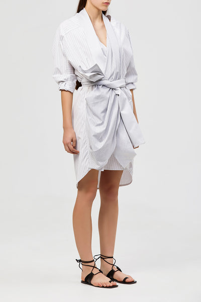 LINCOLN SHIRT DRESS