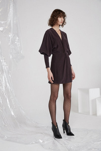 Sierra Silk Dress