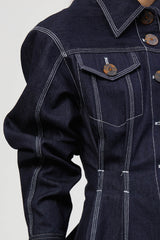 PRIESTLY DENIM JACKET