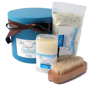 All Things Jill Sole Delight Foot Therapy Kit