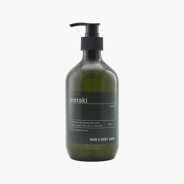 Hair & Body Wash Men