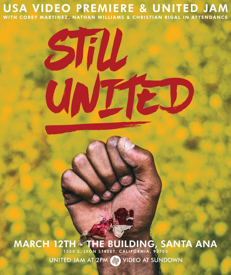 STILL UNITED - USA Premiere and United Jam
