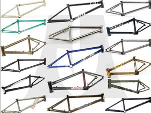 'CAN YOU DIG IT' TRAILS FRAME BUYERS GUIDE