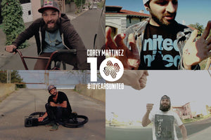 Corey Martinez - 10 Years United