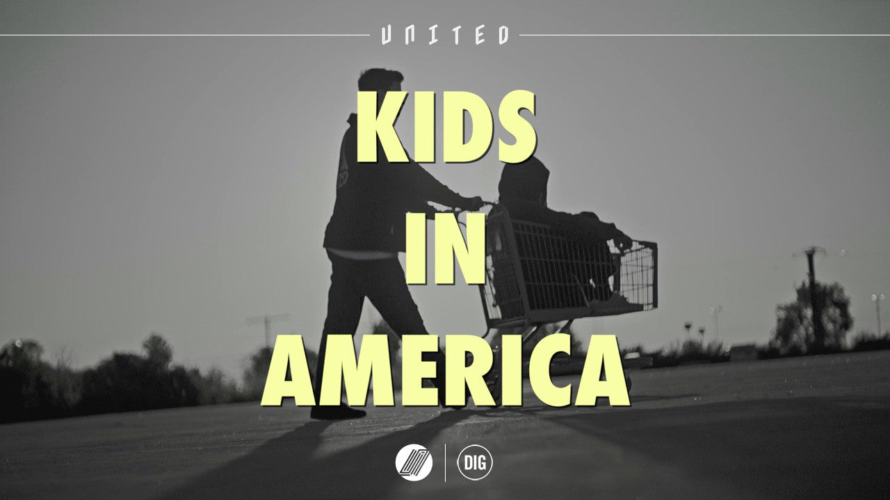 Kids In America - Sebastian Anton & Tom Deville