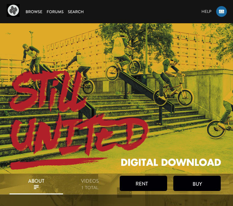 Still United Digital Download Now Available