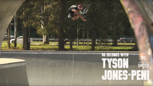 90 Seconds with Tyson Jones-Peni