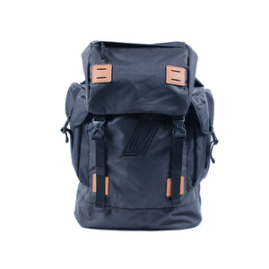 Explorer Backpack - Black/Tan