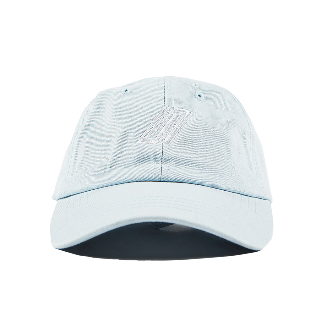 Embroidered Dad Hat - Pastel Blue