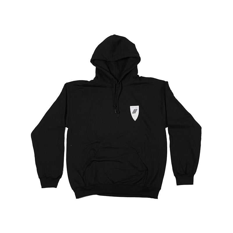 Knightsbridge Pullover Hooded Sweat Black