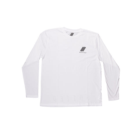Reborn Long Sleeve T Shirt White