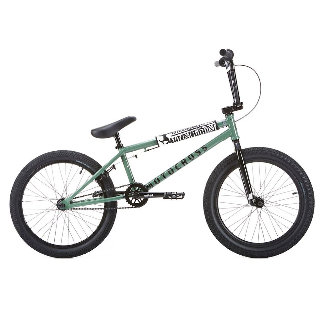 "United Motocross 21"" Nato Green"