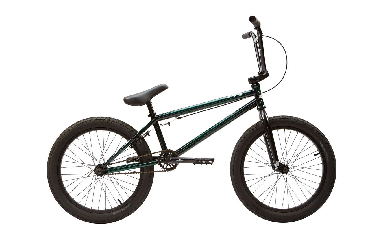 "United Supreme 20.5"" Trans Green"
