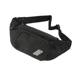 Reborn Belt Bag - Black/White