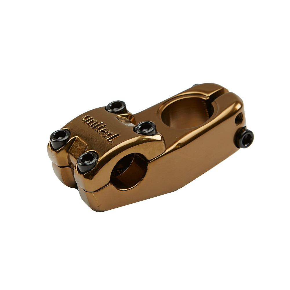 Supreme Stem Gold - BMX Parts
