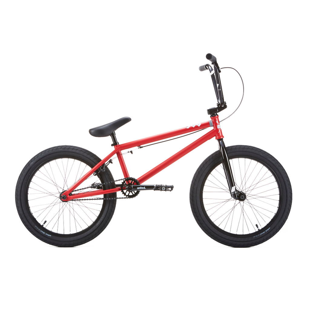 "United Supreme 20.5"" Deep Flat Red"