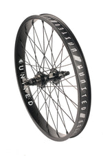"20"" Rear Supreme BMX Rear Wheel Black"