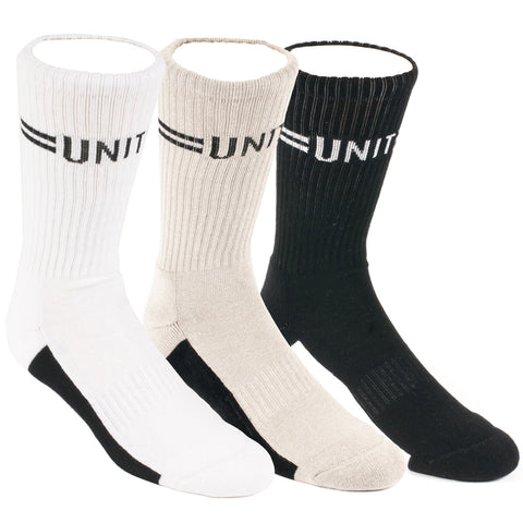 Signature Socks 3 Pack
