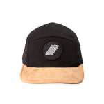 Reborn 5 Panel patch cap