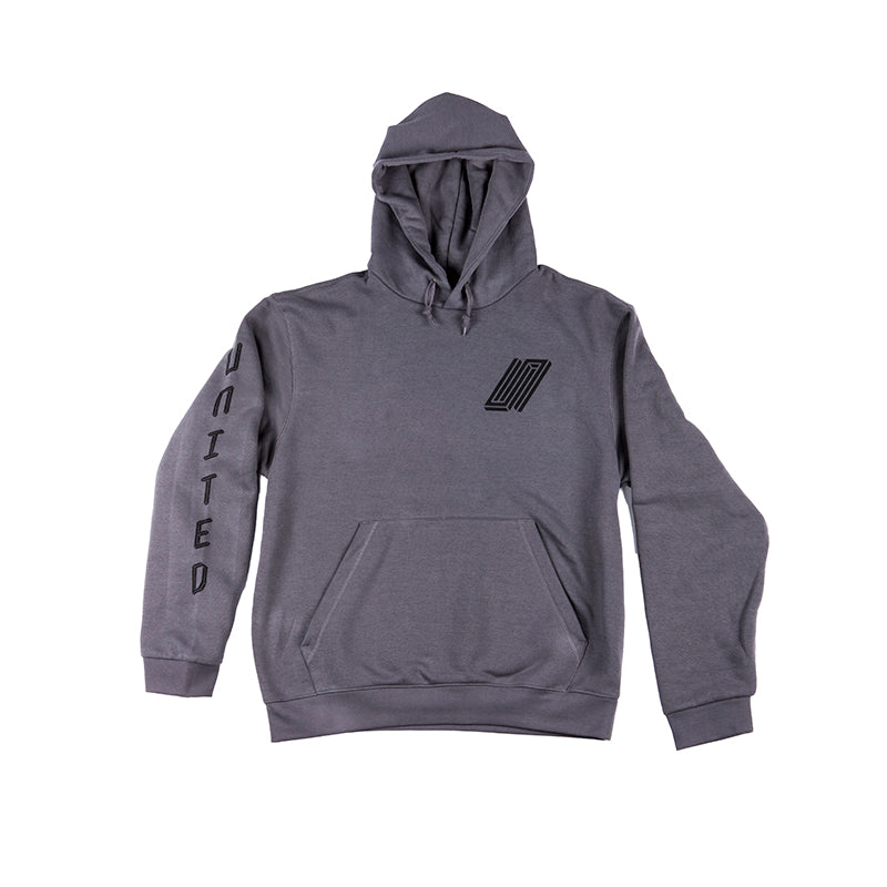 Reborn Pullover Sweat Dark Grey
