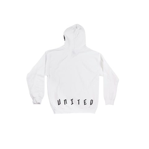HOOPER PULLOVER SWEAT WHITE
