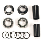 Supreme Mid BB Kit 22mm Polished - BMX Part