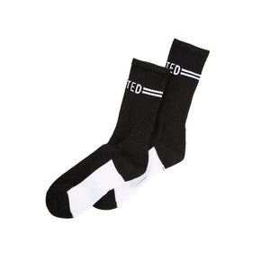 United Signature Socks - Black