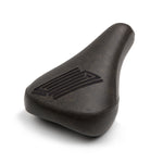 United Reborn Fat Tripod Seat Dark Brown Suede - BMX Seat