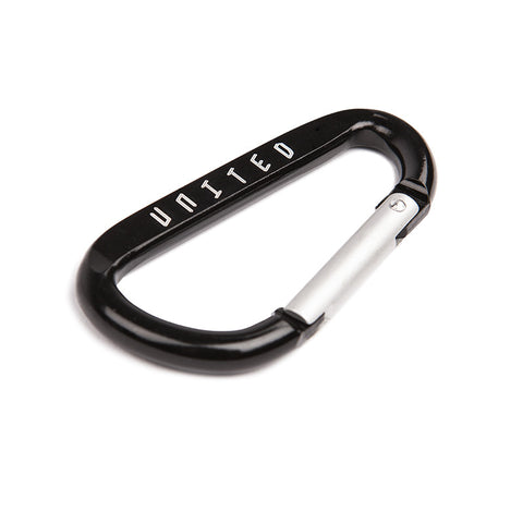 UNITED REBORN CARABINER KEY CHAIN