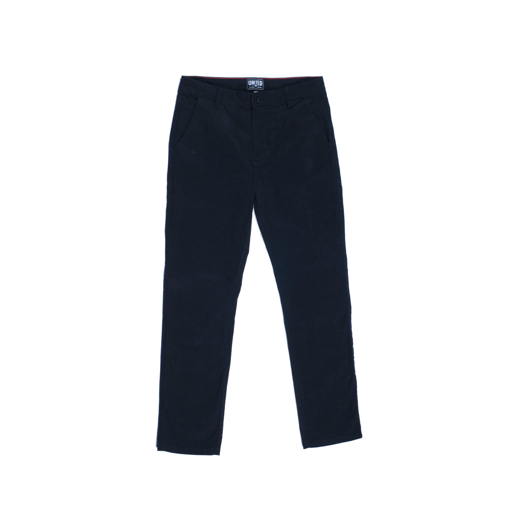 United Chino Pant Black