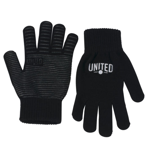 Signature Knitted Grip Gloves