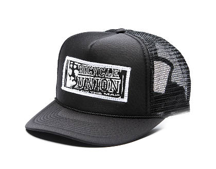 Bicycle UnionPatch Trucker Hat