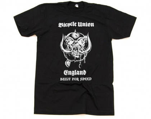Bicycle Union Built For Speed T-Shirt