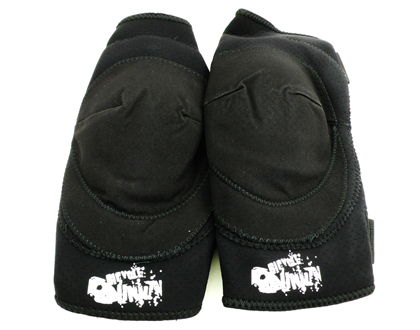 Bicycle Union The Shadow Knee Pads - BMX
