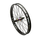 "20"" Rear Supreme BMX Rear Wheel Oil Slick Hub"