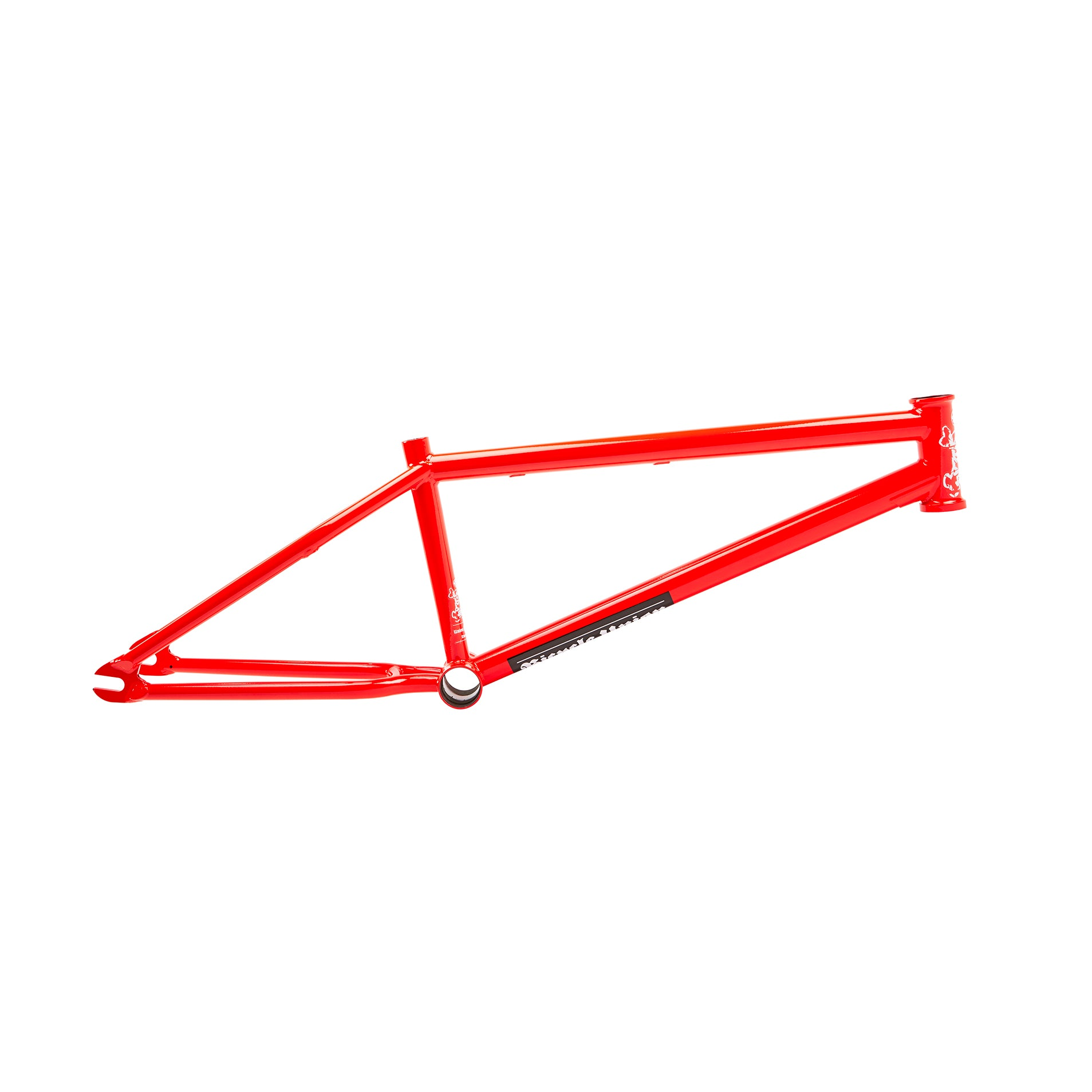 Prime Mover Frame Fluoro Red