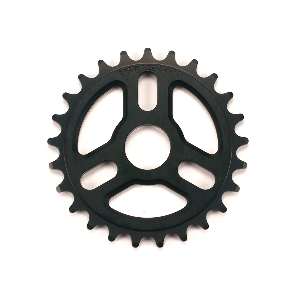 Rotary Sprocket Black