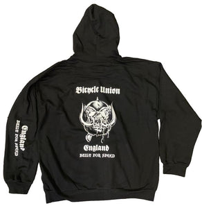 Bicycle Union Built For Speed Zip-Up Hooded Sweat