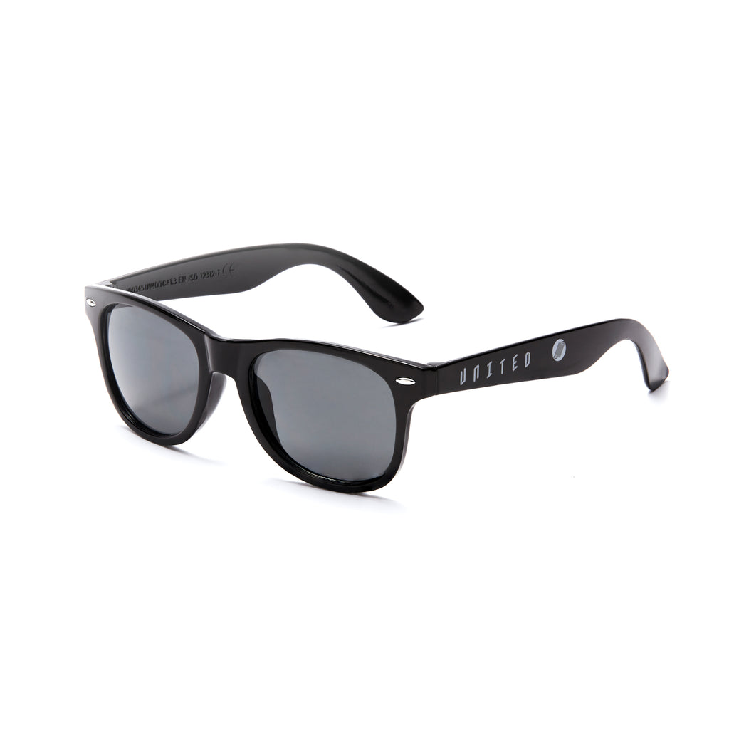 United Reborn Sunglasses - Black